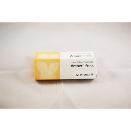 LT R10 W2 - Ingot Amber Press