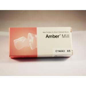 C14/A3 Blocuri disilicat de lithium AMBER MILL