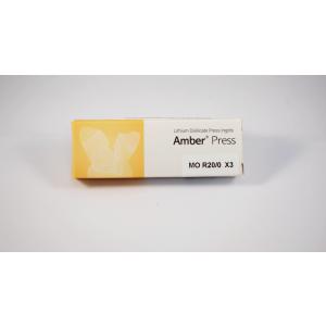 Ingot Amber Press  MO R20 0