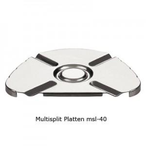 Multisplit - SIstem  placute metalice Labioniq