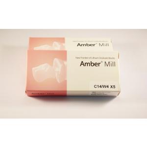 C14/W4  Blocuri disilicat de lithium AMBER MILL