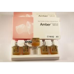 C14/A2  Blocuri disilicat de lithium AMBER MILL