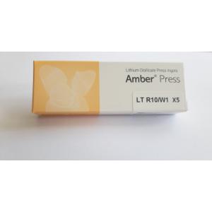 Ingot Amber Press LT R10 W1