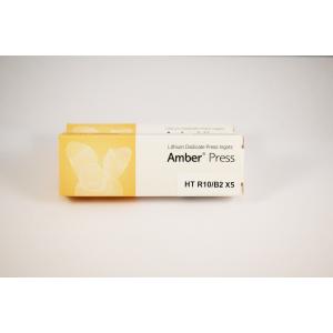 Ingot Amber Press HT R10 B2